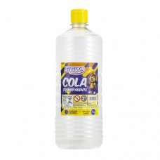 Cola Transparente Líquida 1kg BRW CO0002