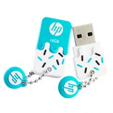 Pen Drive 16GB HP Mini V178B Azul USB 2.0
