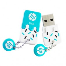 Pen Drive 32GB HP Mini V178B Azul USB 2.0