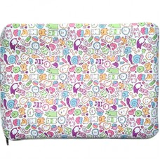 Case Neoprene para Notebook 14 - 15 - Bichinhos