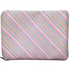 Case Neoprene para Notebook 15.6 - 16.1 - Listras Coloridas