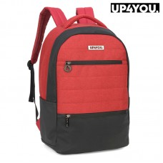 Mochila para Notebook UP4YOU Vermelha MJ48667UP