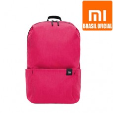 Mochila em Poliéster Casual Daypack Xiaomi Oficial XM328PIN - Pink