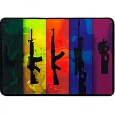 Mouse Pad DEX Gamer 24x32x0,4mm - Arms