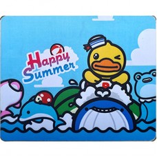 Mouse Pad Tecido Polytec 22x18 - Happy Summer