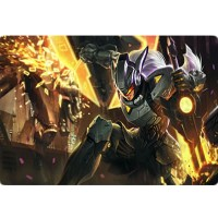 Mouse Pad DEX Gamer 24x32x0,4mm - Leona