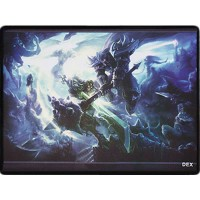 Mouse Pad DEX Gamer 24x32x0,4mm - Mordekaiser