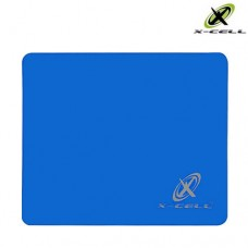 Mouse Pad Slim 21x26x2 X-Cell XC-MPD-02 - Azul