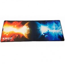 Mouse Pad Pro Gamer KP-S08 30x80x0,3mm - Planeta na Galáxia