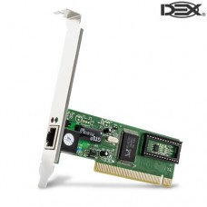Placa de Rede PCI 10/100 MBPS Dex DP-01