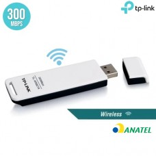 Adaptador Wireless USB N 300Mbps TL-WN821N TP-LINK