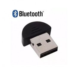 Mini Adaptador Bluetooth 2.0 USB Cogumelo