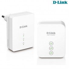 Kit Repetidor Wireless PowerLine AV200 DHP-W221AV D-Link