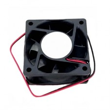 Cooler Fan 60mm para Gabinete 6x6cm Preto Dex DX-6C