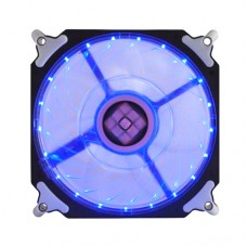 Cooler Fan para PC DX-12H Dex 12x12 cm com LED Extra Forte - Azul