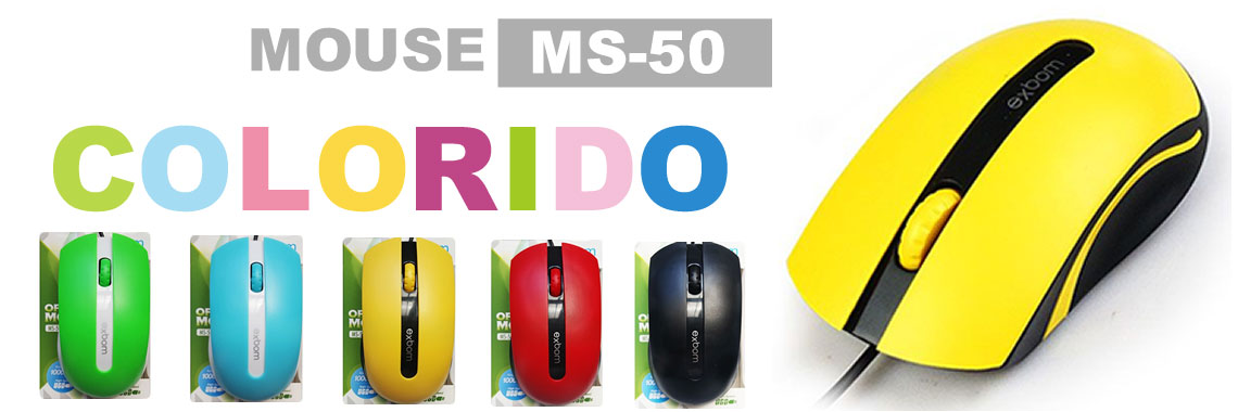 Mouse MS50
