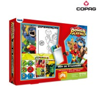 Box de Atividades Power Players