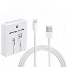 Cabo Usb Lightning 1M para iPhone 5-6-7 / iPad 4 / iPod Nano 7 / Mini iPad