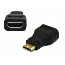 Adaptador HDMI Fêmea x Mini HDMI Macho