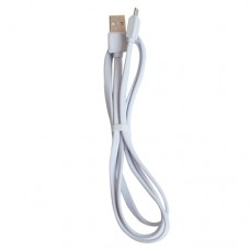 Cabo USB V8 Achatado 1m X-Cell XC-CD-18 - Branco