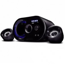 Caixa de som 2.1 Bluetooth Multimídia 16W 3 Bass