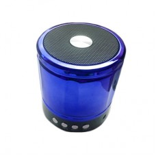 Mini Caixa de Som Bluetooth/FM/SD YST-890 - Azul