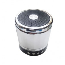 Mini Caixa de Som Bluetooth/FM/SD YST-890 - Prata