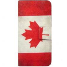 Capa Book Cover iPhone 5 - Couro Canada