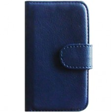 Capa Book Cover para Galaxy A3 2 A310 - Azul