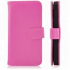 Capa Book Cover para Galaxy A3 2 A310 - Rosa