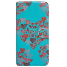 Capa Book Cover para Galaxy M21 e M31 - Happy Mothers Day