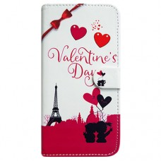 Capa Book Cover para LG K11 Plus - Valentines Day
