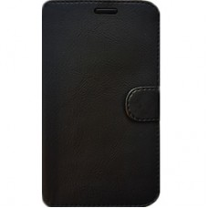 Capa Book Cover para Galaxy A7 2018 - Black