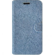 Book Cover para iPhone 6 Plus - Jeans