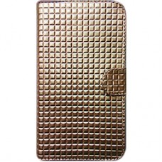Book Cover para iPhone 7 e 8 - Dourada 3D