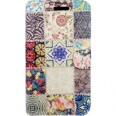 Capa Book Cover para Galaxy S10 Plus - Estampas Gliter