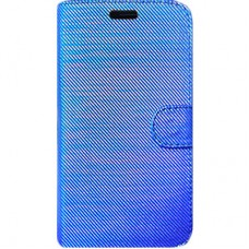 Capa Book Cover para Moto Z2 Play - Furtacor Azul
