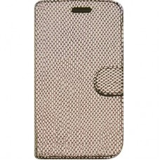 Capa Book Cover para Galaxy M30 - Golden Scales