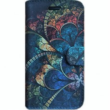 Capa Book Cover para Moto Z2 Play - Indian
