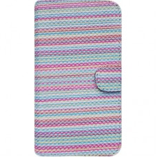 Capa Book Cover para Galaxy S10 - Pretty Colorful