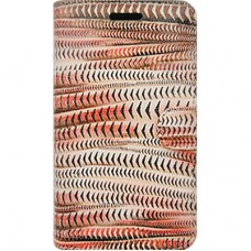 Capa Book Cover para Galaxy M10 - Snake Fashion