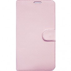 Capa Book Cover para LG K12 Plus - Verniz Rosa