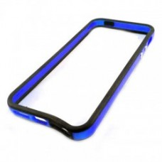 Bumper para iPhone 6 Plus - Preto Azul