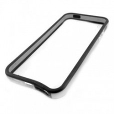 Bumper para iPhone 6 Plus - Preto Branco