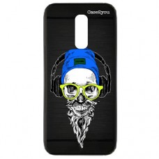 Capa para LG K11 Plus Case2you - Escovada Preta Its Cool