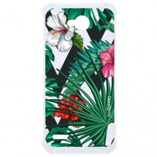 Capa para LG K10 Power Case2you - Antishock Flowers