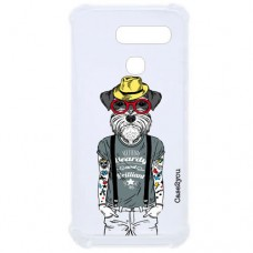 Capa para LG K12 Max e K12 Prime Case2you - Dog Tatoo Antishock