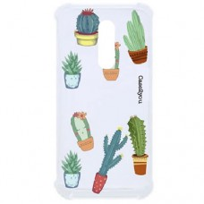 Capa para LG K12 Plus Case2you - Cactus Antishock