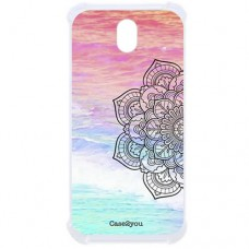 Capa para LG K30 Case2you - Antishock Beach Mandala
