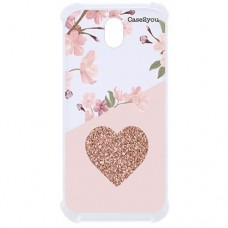Capa para LG K30 Case2you - Antishock Cerejeira Love